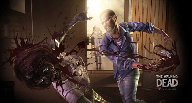 The Walking Dead da Telltale Games foi renovado para a 3ª temporada