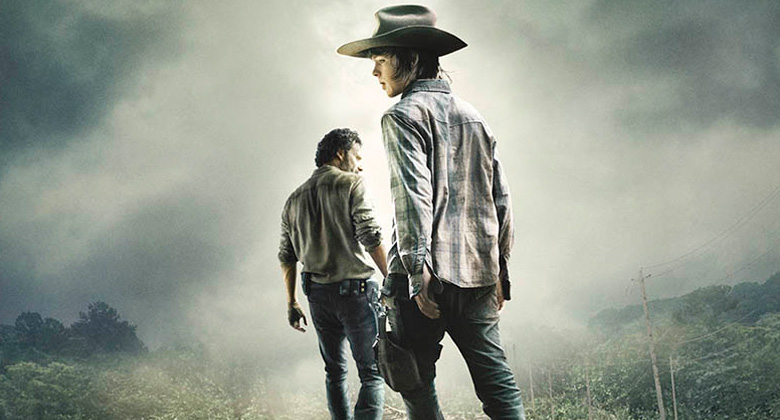 Vídeo bônus do Blu-ray / DVD da quarta temporada de The Walking Dead