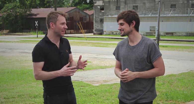 The Walking Dead 5ª Temporada - Bastidores: Andrew J. West fala sobre Gareth