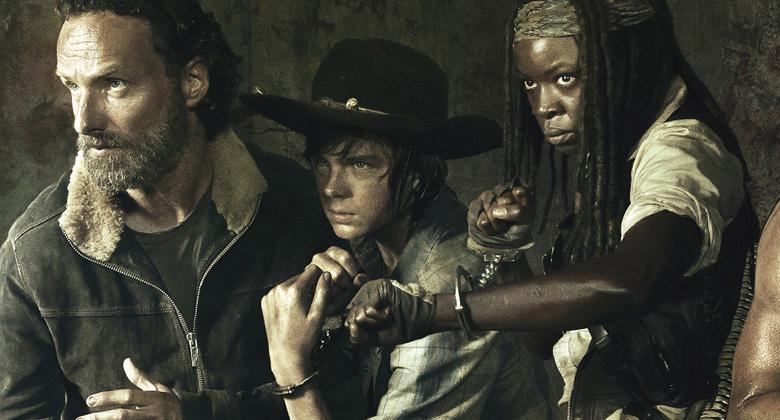 The Walking Dead 5ª Temporada: Os novos personagens e seus respectivos atores