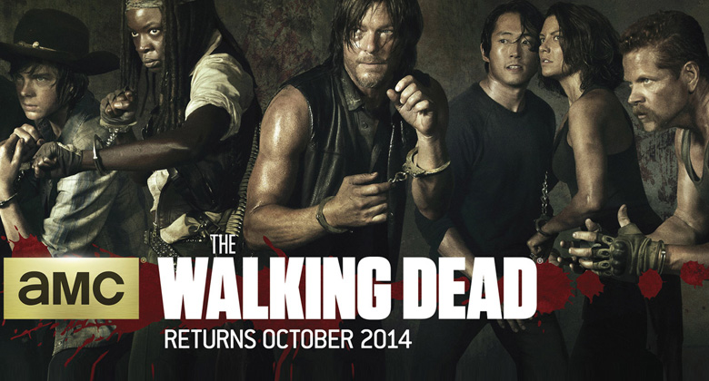 Trailer da 5ª temporada de The Walking Dead - LEGENDADO
