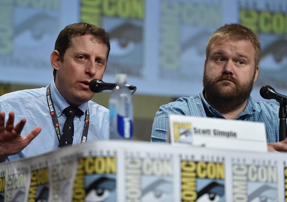 """AMC's """"The Walking Dead"""" Comic-Con 2014"""