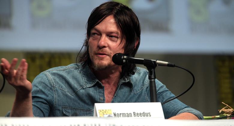 Norman Reedus fala sobre a Comic-Con, Game of Thrones e os Emmys