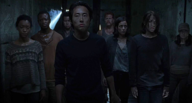 Final alternativo da 4ª Temporada de The Walking Dead fiel aos Quadrinhos