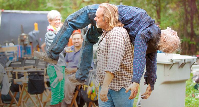 The Walking Dead 5ª Temporada - Por Trás das Câmeras: Novas Locações