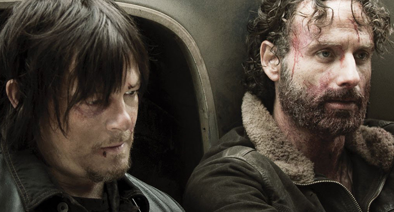 The Walking Dead perde para a novata Black Sails no Emmy 2014