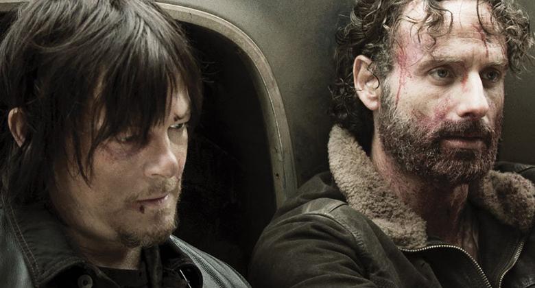 The Walking Dead perde para a novata Black Sails no Emmy 2014