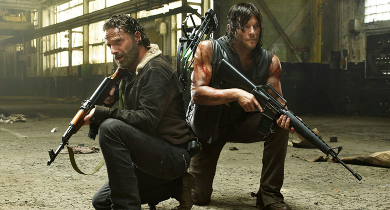 The Walking Dead 5ª Temporada: Teasers dos personagens
