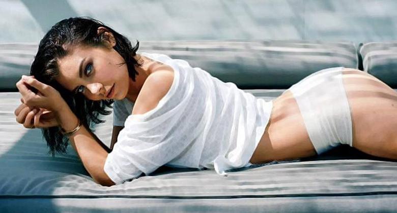 Novo photoshoot de Lauren Cohan para a GQ Magazine