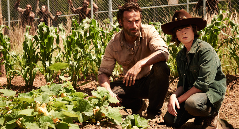 Análise dos personagens que sobreviveram a 4ª temporada de The Walking Dead