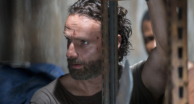 "Por dentro de The Walking Dead: Elenco e produtores comentam o episódio S05E02 – ""Strangers"""