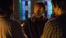 """Imagem de Por dentro de The Walking Dead: Elenco e produtores comentam o episódio S05E03 – """"Four Walls and a Roof"""""""