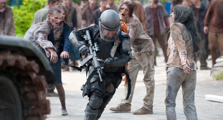 A quarta temporada de The Walking Dead em apenas 1 minuto