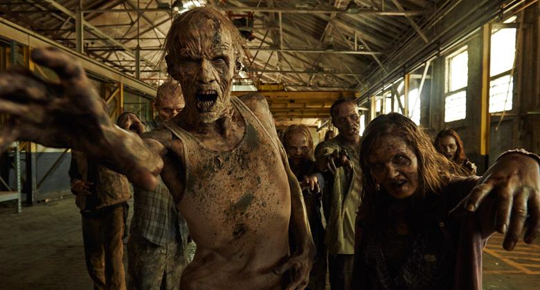 The Walking Dead é renovada para a 6ª temporada