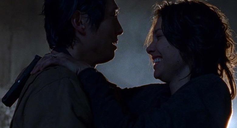 A crescente desaprovação do público quanto a Glenn e Maggie