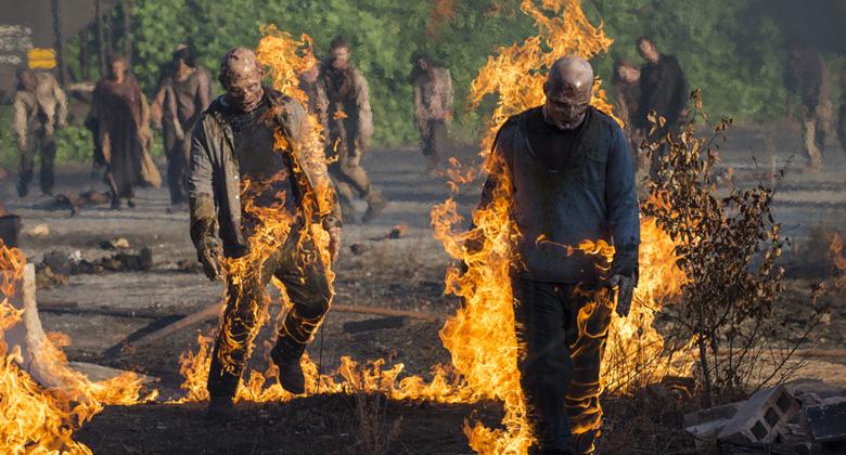 Dissecando o episódio S05E01 – No Sanctuary: Gimple e Kirkman sobre a estreia da 5ª temporada e prévia do que vem pela frente