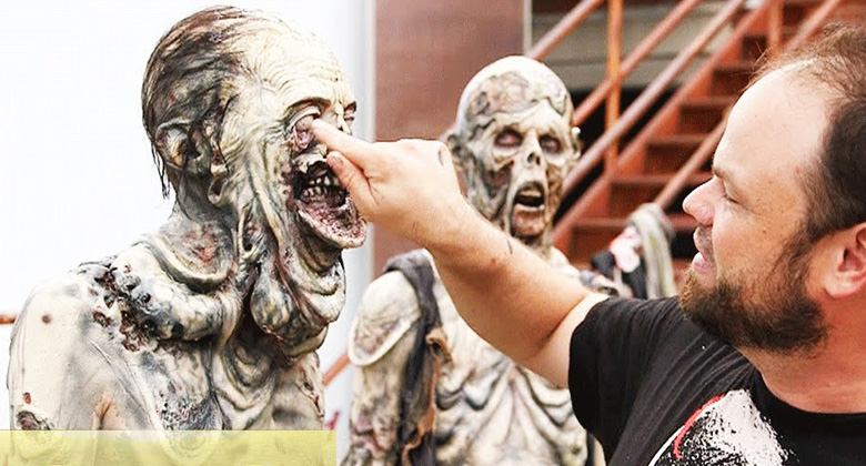 Bastidores da 5ª temporada de The Walking Dead: S05E02 -