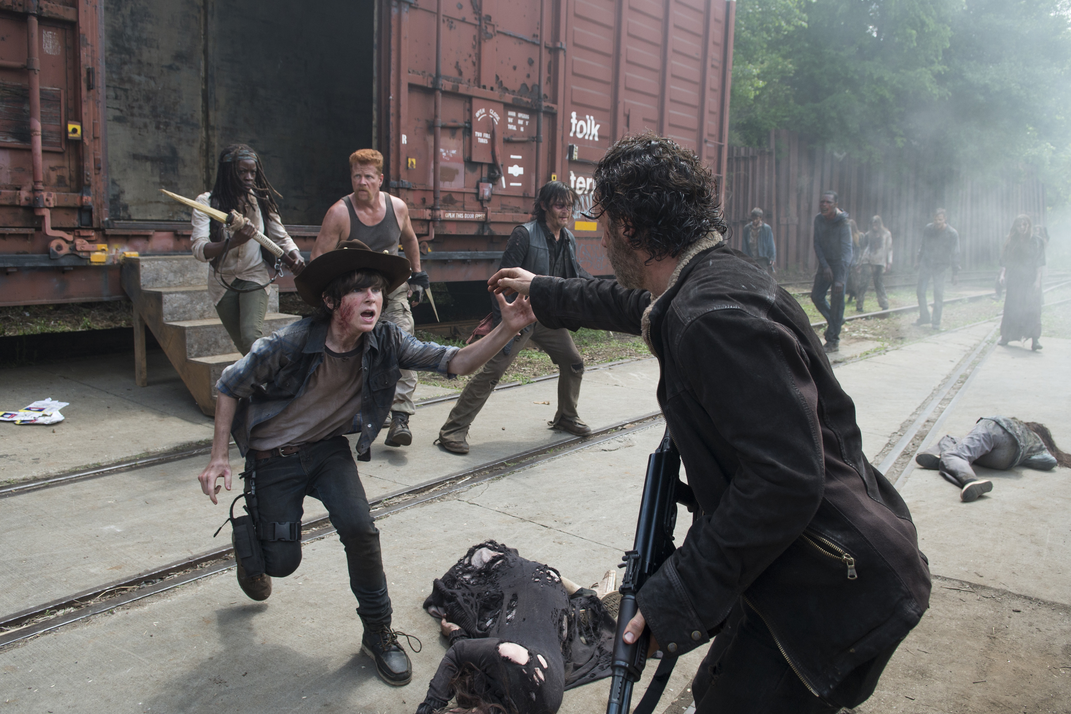 vagao-the-walking-dead-5-temporada