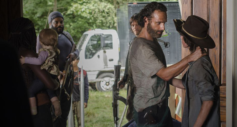Por dentro de The Walking Dead: Elenco e produtores comentam o episódio S05E07 –