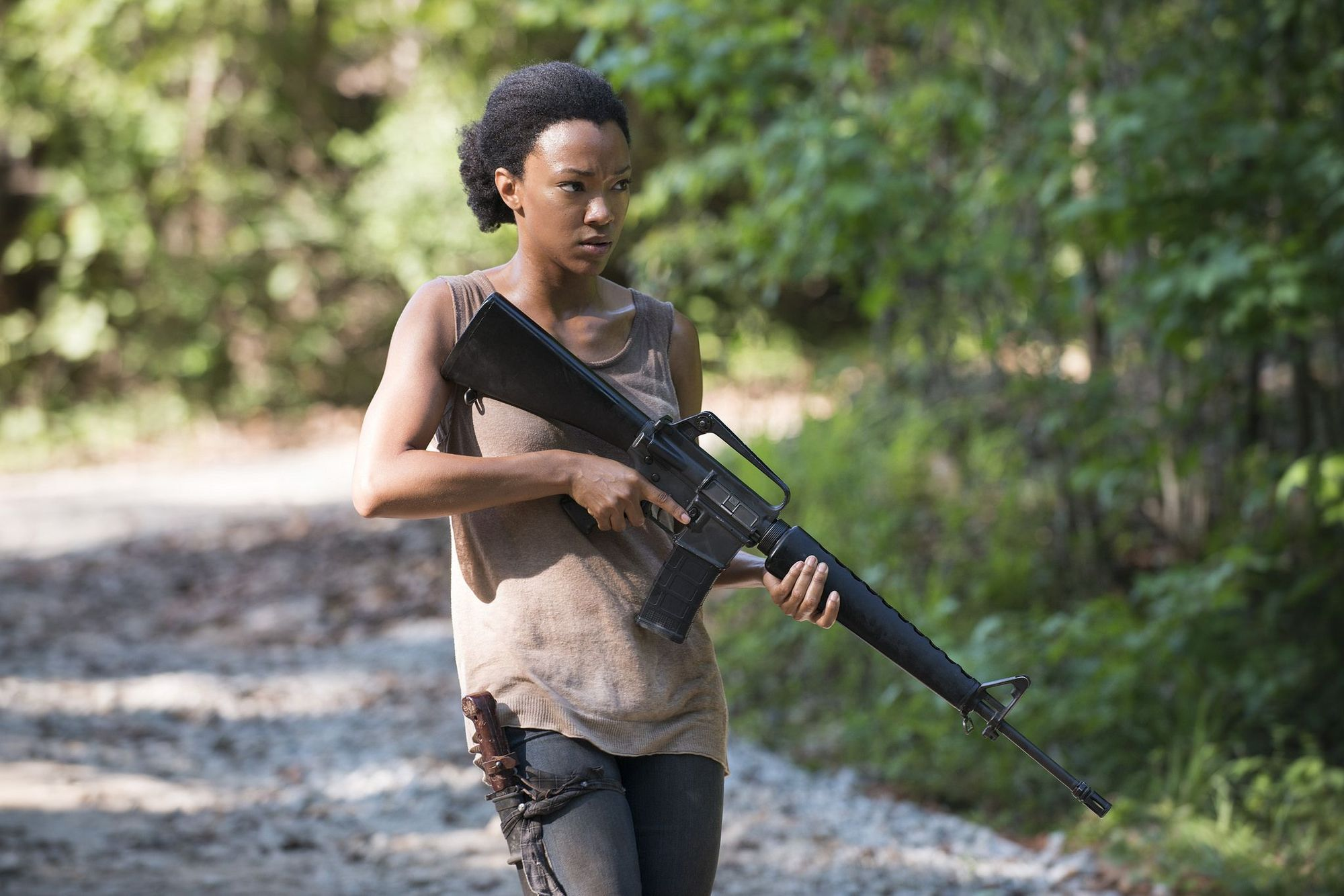 sasha-strangers-the-walking-dead-5-temporada