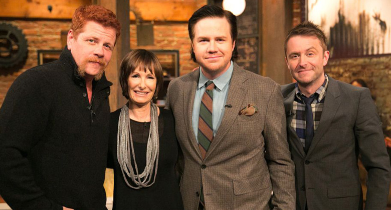 Talking Dead Brasil #25 – Michael Cudlitz, Josh McDermitt e Gale Anne Hurd