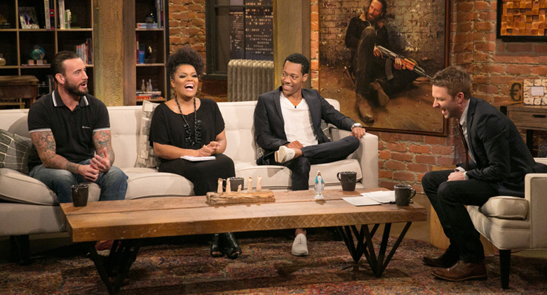 Talking Dead Brasil #26 – CM Punk, Yvette Nicole Brown e Tyler James Williams