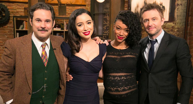 Talking Dead Brasil #27 – Sonequa Martin-Green, Christian Serratos e Paul F. Tompkins