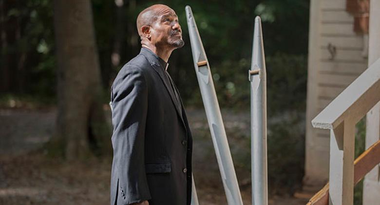 The Walking Dead 5ª Temporada: Seth Gilliam revela os planos de Padre Gabriel