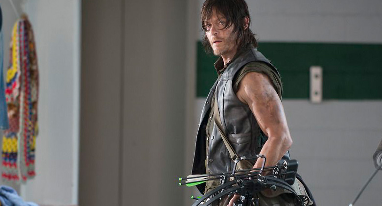 Norman Reedus diz que Daryl fará qualquer coisa para salvar Beth e Carol