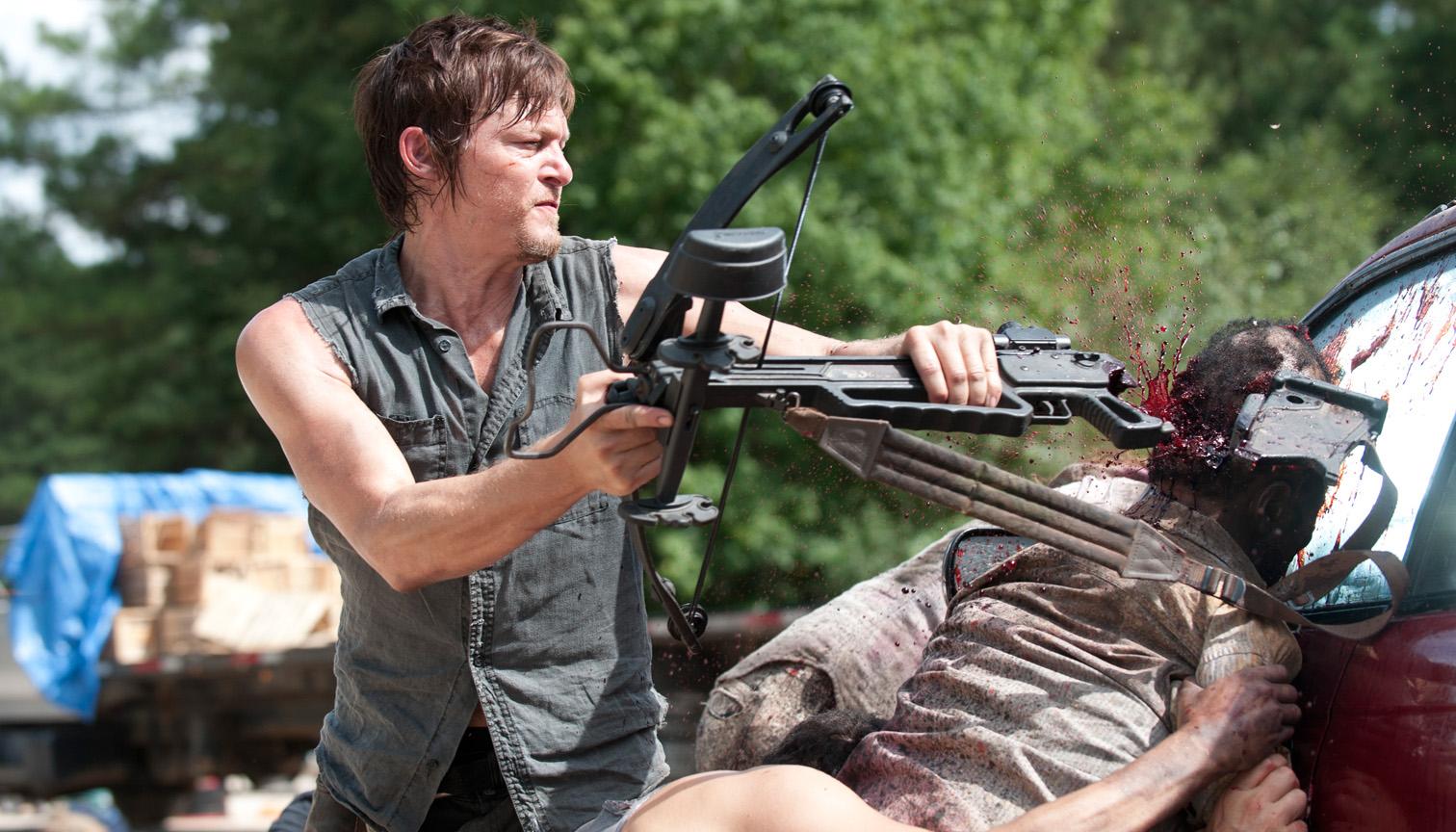 Daryl-Dixon-Walker-The-Walking-Dead