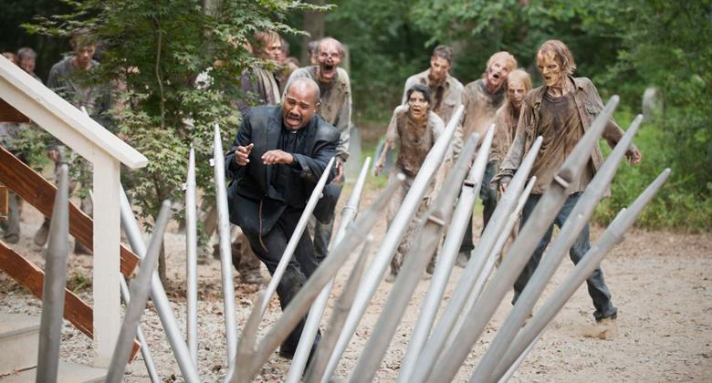 Por dentro de The Walking Dead: Elenco e produtores comentam o episódio S05E08 –