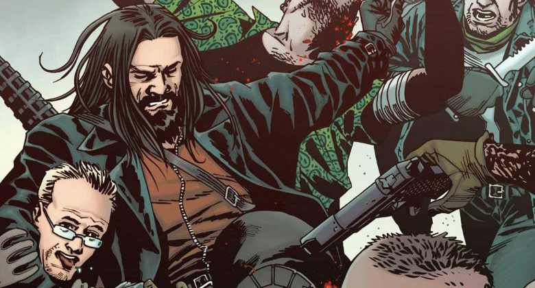 The Walking Dead 5ª Temporada: Jesus foi visto no set?
