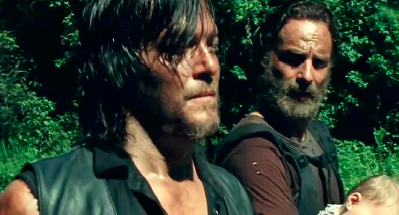 The Walking Dead 5ª Temporada Episódio 9 - What Happened and What's Going On