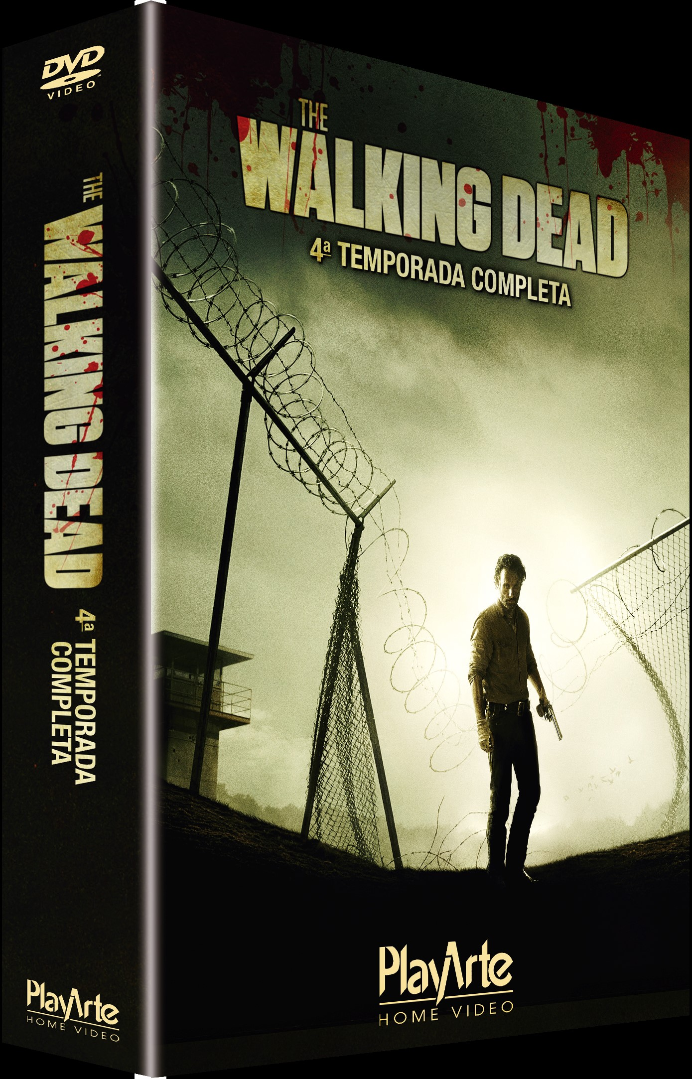 the-walking-dead-4-temporada-dvd