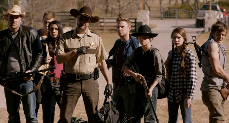 The Walking Deceased | Filme paródia de The Walking Dead tem data de estreia