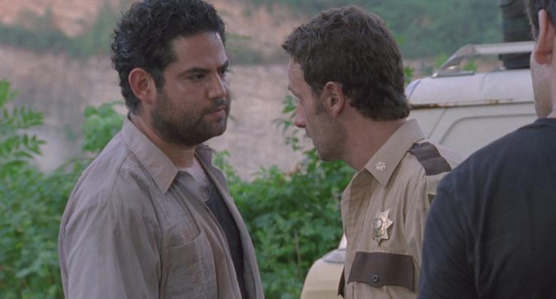 Morales vai aparecer na série derivada de The Walking Dead?