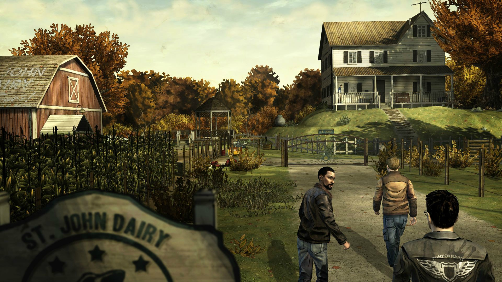 the-walking-dead-the-game-a-fazenda-st-johns-dairy