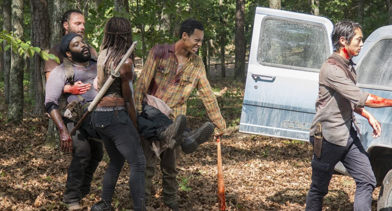 Por dentro de The Walking Dead: Elenco e produtores comentam o episódio S05E09 –