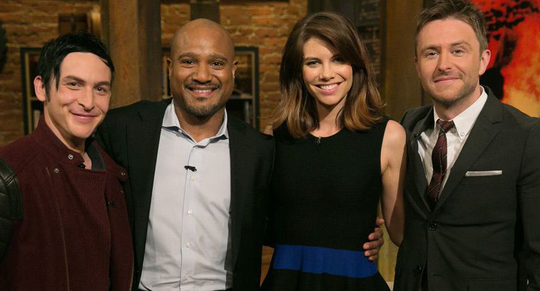 Talking Dead Brasil #30 – Lauren Cohan, Seth Gilliam e  Robin Lord Taylor