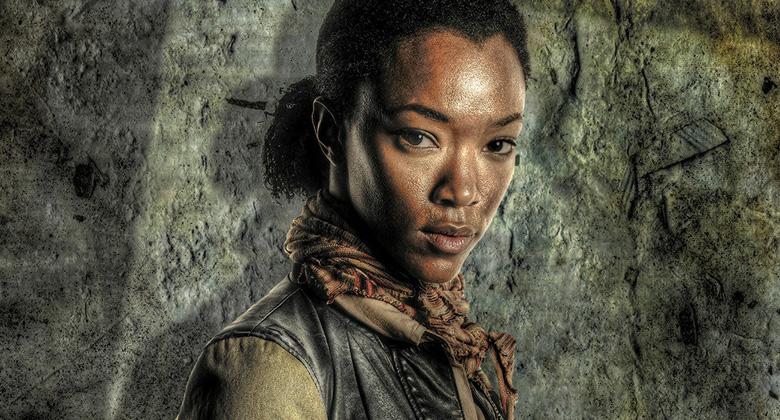 Especulando sobre The Walking Dead: Sasha caminha para ser a Andrea dos quadrinhos?