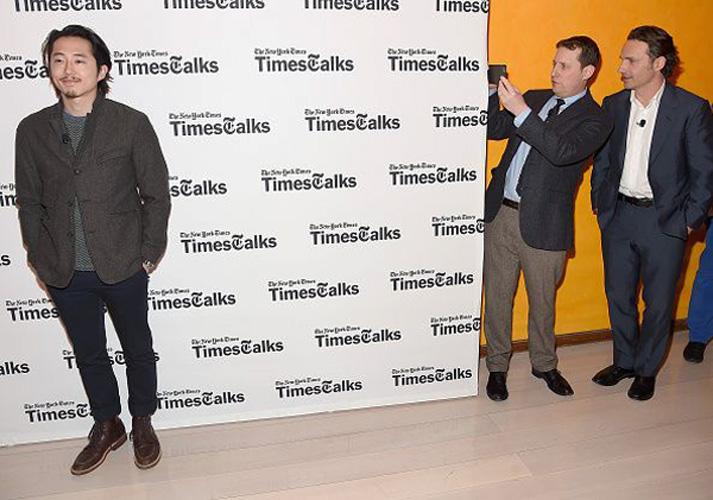 TimesTalks: The Walking Dead