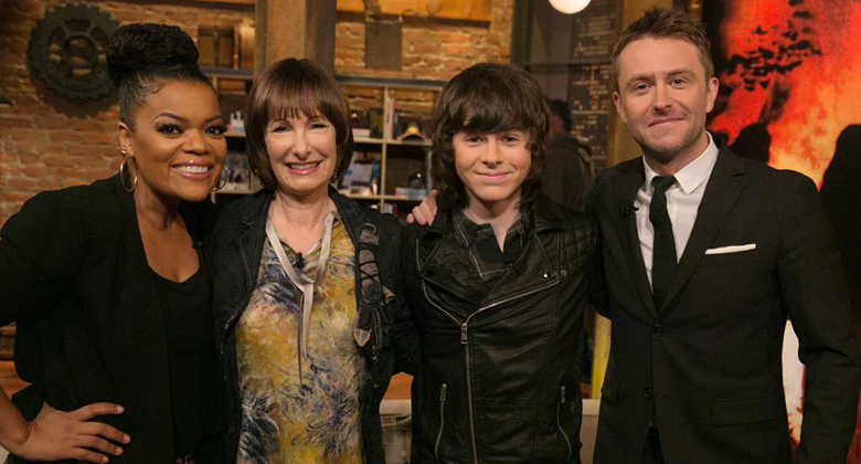 Talking Dead Brasil #35 – Chandler Riggs, Gale Anne Hurd e Yvette Nicole Brown