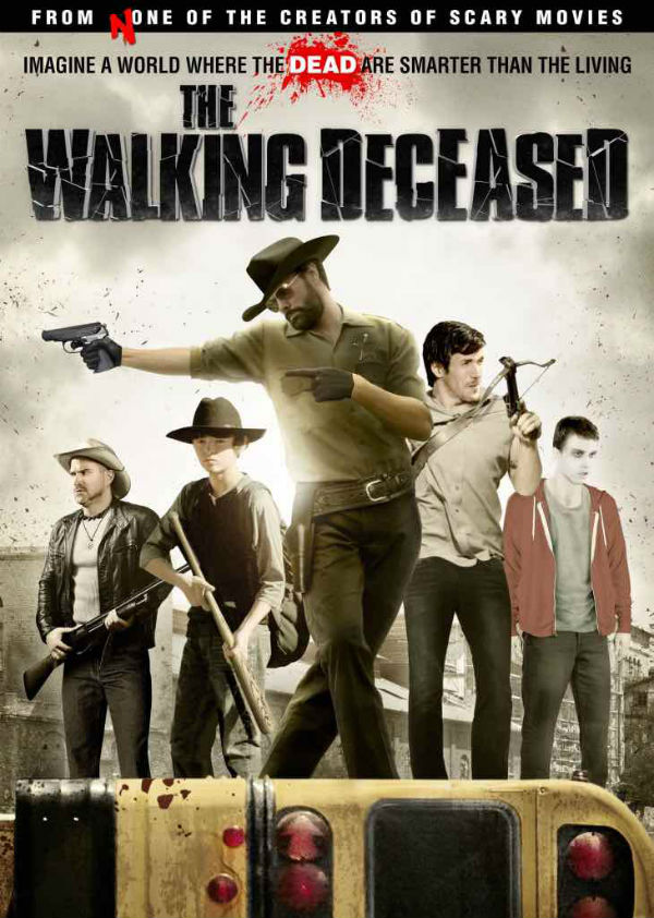 The-Walking-Deceased-poster