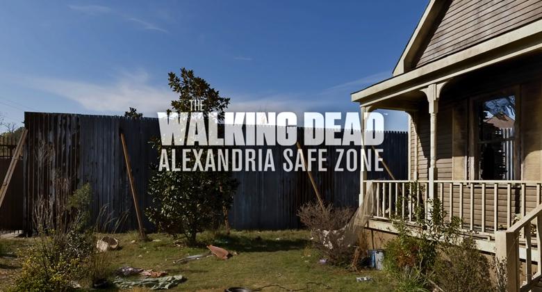 Faça um tour virtual por Alexandria