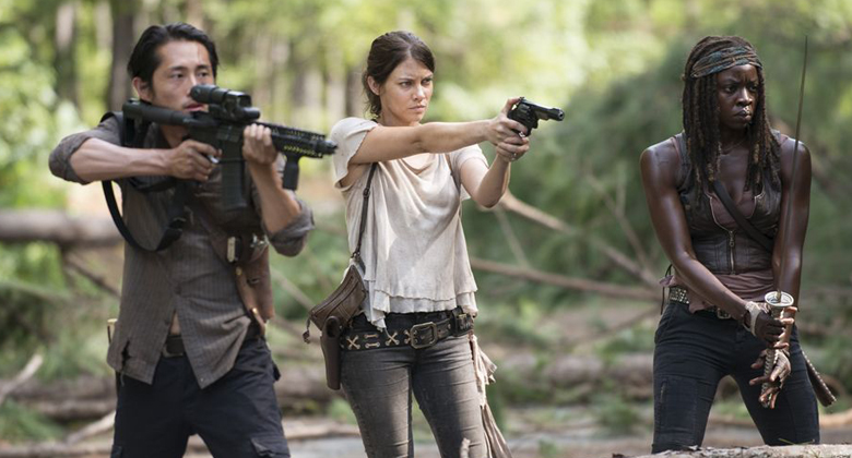 Por dentro de The Walking Dead: Elenco e produtores comentam o episódio S05E11 –