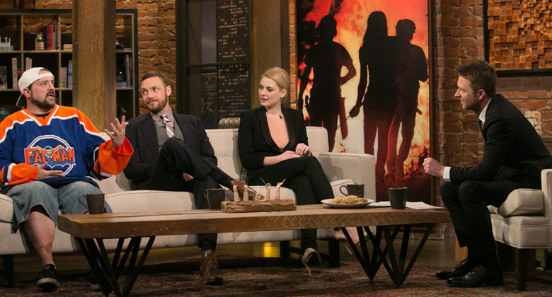 Talking Dead Brasil #33 – Ross Marquand, Kevin Smith e Alexandra Breckenridge