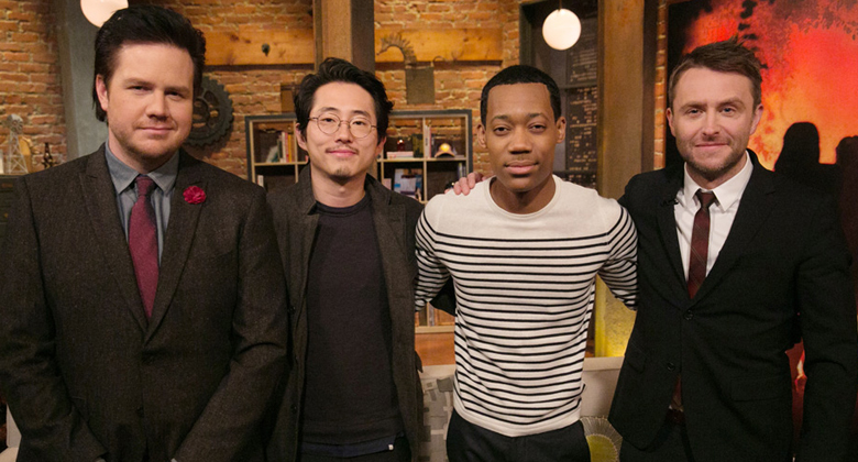 Talking Dead Brasil #34 – Josh McDermitt, Steven Yeun e Tyler James Williams