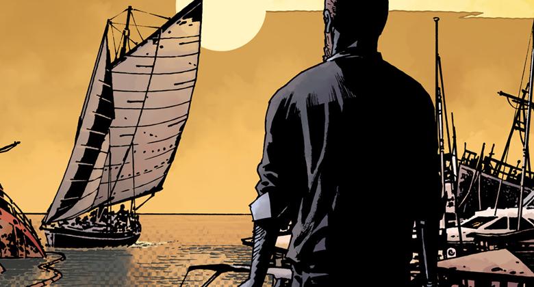 The Walking Dead 139: Prévia da edição