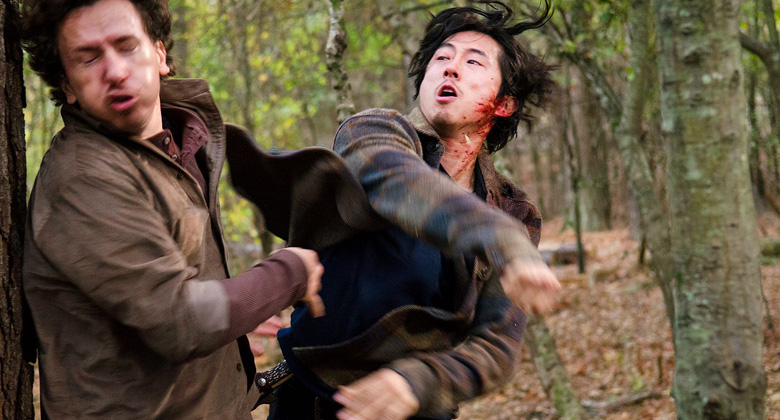 REVIEW THE WALKING DEAD S05E16 - Conquer: Vencedores e vencidos