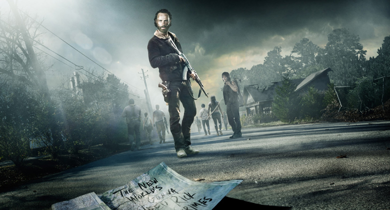 Fox exibirá episódio final da 5ª temporada de The Walking Dead simultaneamente com os EUA